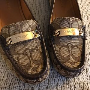 Coach | Signature Loafers